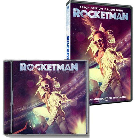 Rocketman: DVD & CD