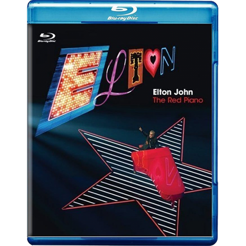 Red Piano Blu Ray