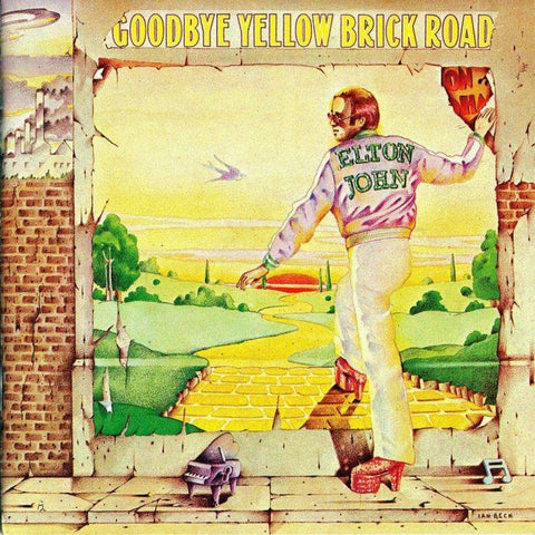 Goodbye Yellow Brick Road CD