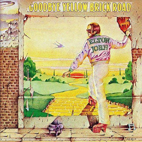 Goodbye Yellow Brick Road Remastered CD
