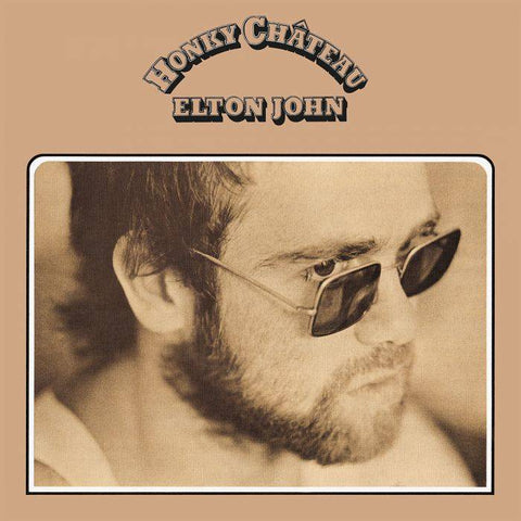 Honky Chateau Remastered CD
