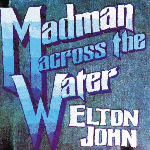 Madman Across The Water Remastered LP on 180g Vinyl