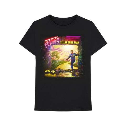 Neon Black Tour T-Shirt
