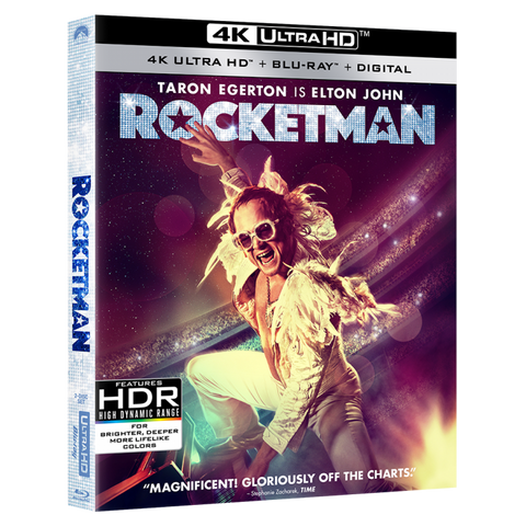 Rocketman: 4K Ultra HD Combo Pack