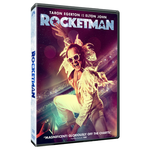 Rocketman: DVD