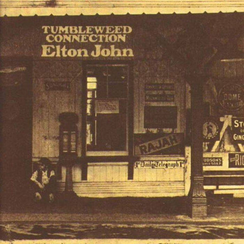 Tumbleweed Connection CD