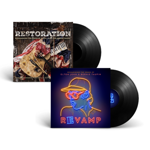 'Revamp' & 'Restoration' Vinyl Collection