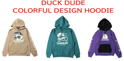 New Hoodies for cool season!