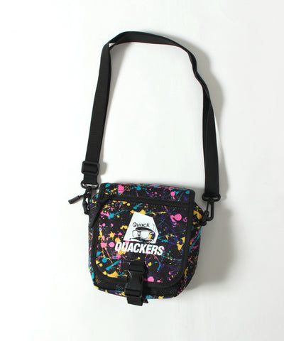 【 DUCK DUDE 】FLAP MINI SHOULDER BAG