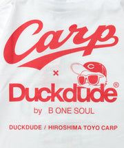 【DUCK DUDE】DD CARP DUCK SHORT SLLEVE T-SHIRTS
