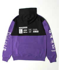 【DUCK DUDE】DD SWITCHING HOODIE