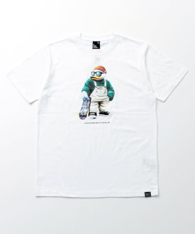 "【DUCK DUDE】DD ""FURUGI"" T"