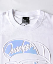 【 DUCK DUDE 】 EMBOSS T-SHIRT