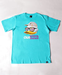 【 DUCK DUDE 】REAL FACE DUCK T-SHIRT
