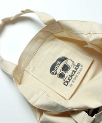 【 DUCK DUDE 】 DUCK FACE TOTE BAG