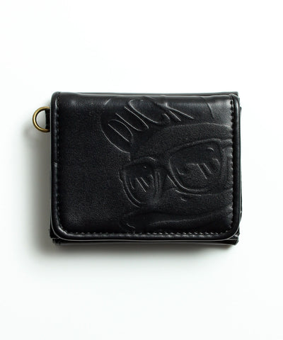 【 DUCK DUDE 】DUCK FACE  MINI WALLET
