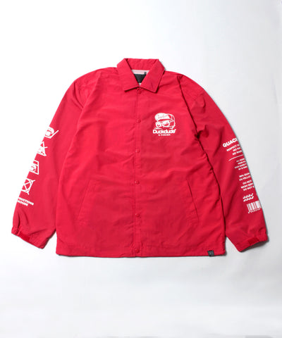 【DUCK DUDE】COACHES JACKET