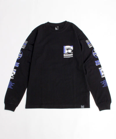 【DUCK DUDE】SLEEVE LOGO LONG SLEEVE T-SHIRT