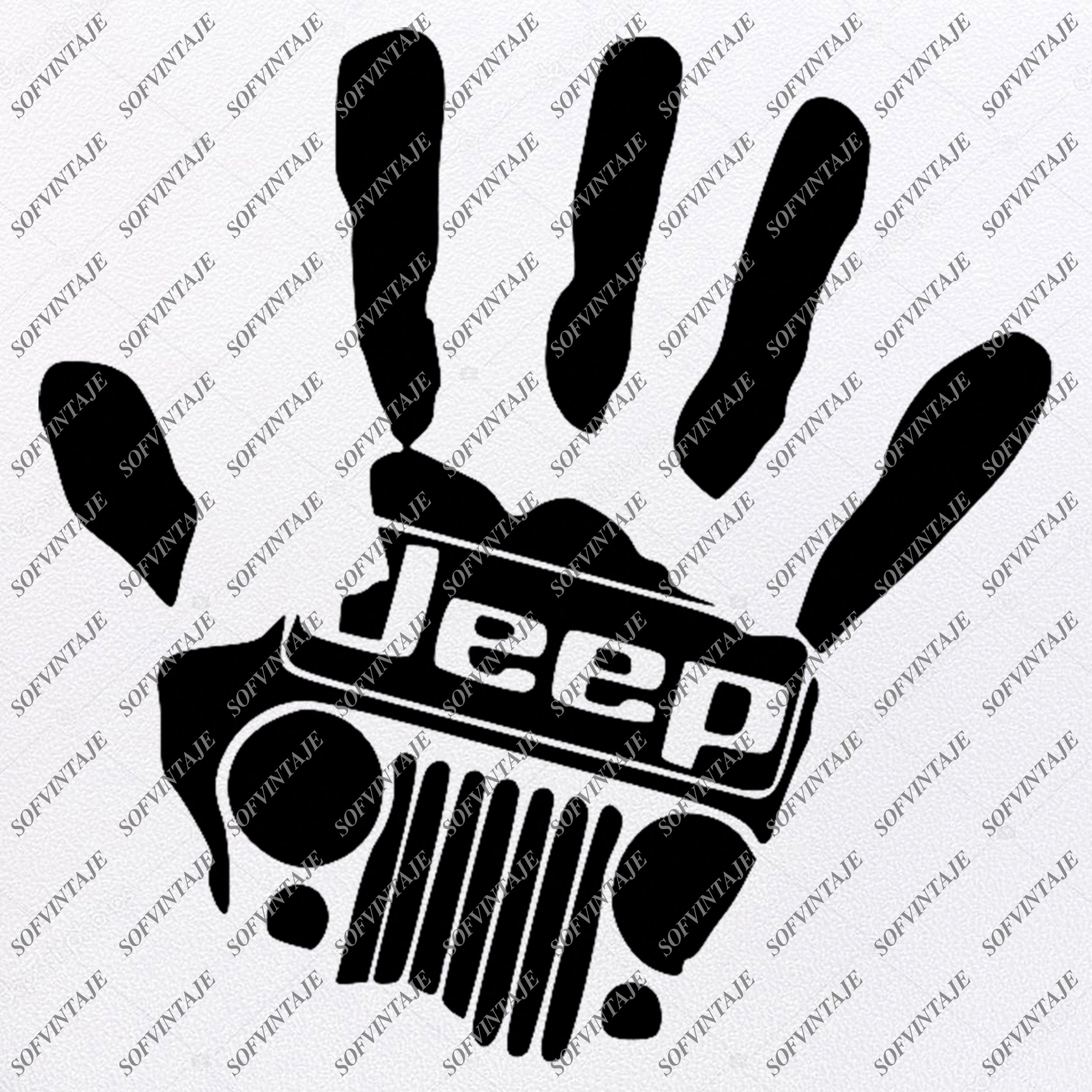 Download Baby Jeep Svg