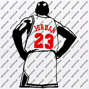 Basketball Svg -Michael Jordan Svg-Basketball Svg-Basketball Clip art-Top Players Svg-Svg For Cricut - Svg For Silhouette - SVG - EPS -PDF - DXF - PNG - JPG - AI