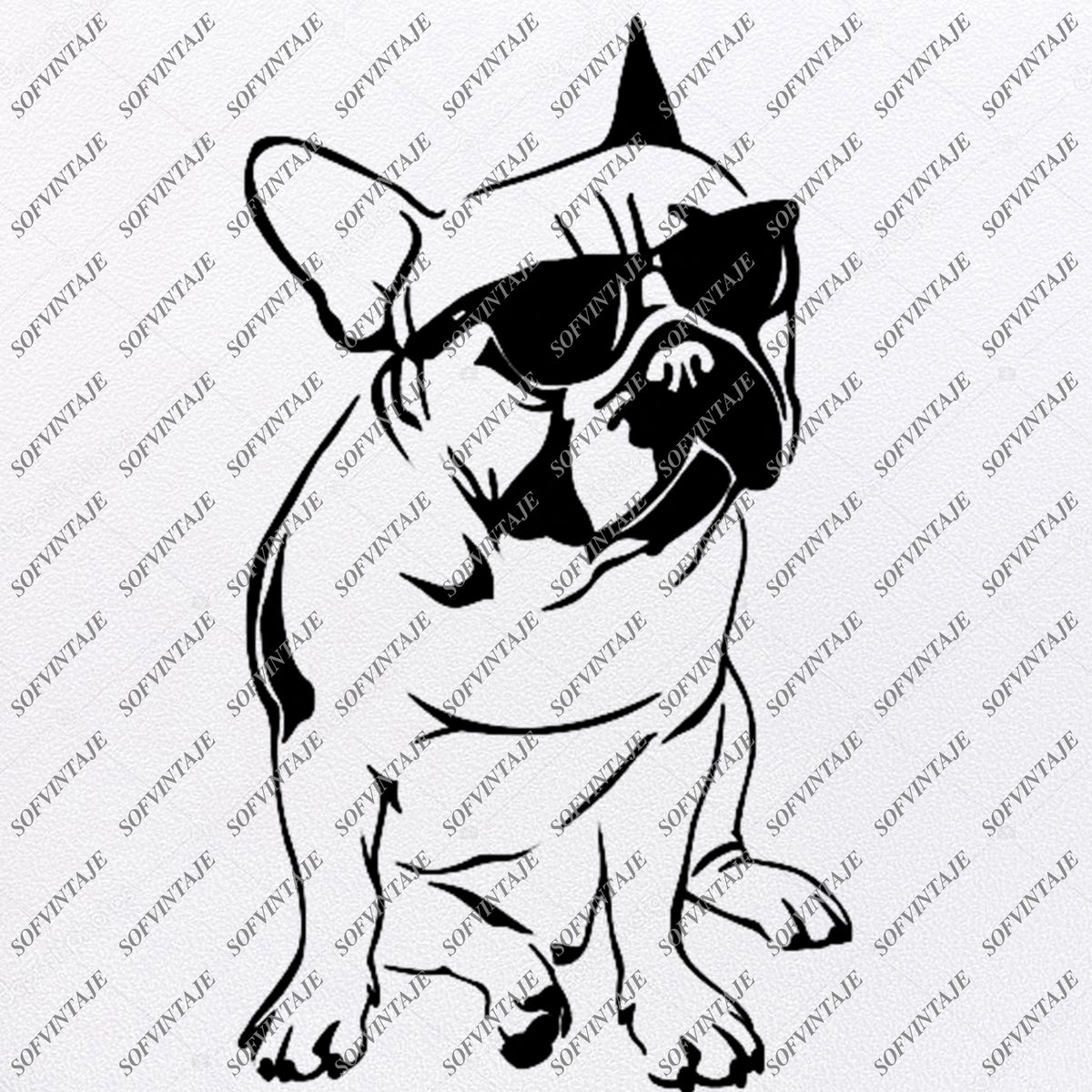 Download BullDOG Svg File-DOG Svg Original Design-BullDOG Clip art ...