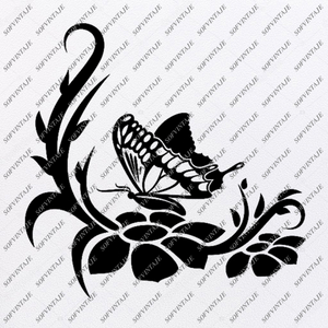 Butterflies Svg-Butterflies Svg File-butterflies Design-Clipart-butterflies-butterflies Png-Vector Graphics-Svg For Cricut-For Silhouette - SVG - EPS - PDF - DXF - PNG - JPG - AI