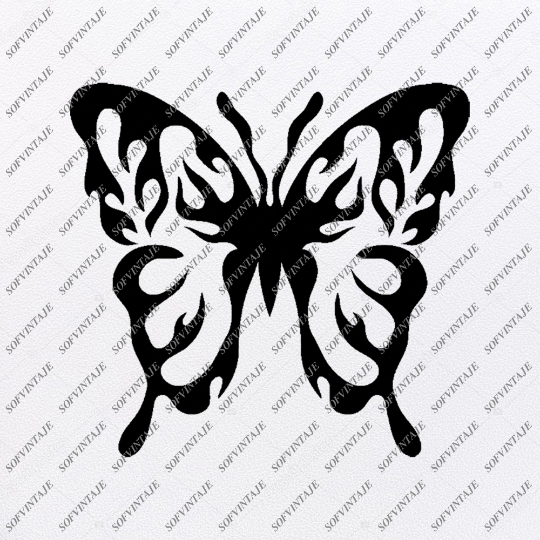 Butterfly Svg-Butterfly Svg File-Butterfly Design-Clipart-Butterfly-butterflies Png-Vector Graphics-Svg For Cricut-For Silhouette - SVG - E[PS - PDF - DXF - PNG - JPG - AI