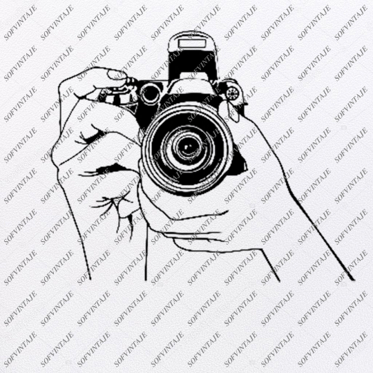 Camera Svg -Camera Svg-Camera Svg-Camera Clip art-Camera Svg-Personalized svg - Svg For Cricut - Svg For Silhouette - SVG - EPS - PDF - DXF - PNG - JPG - AI