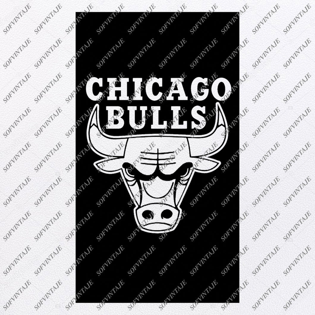 Chicago Bulls Svg -Chicago Bulls Svg-Basketball Svg-Basketball Clip art-Top Players Svg-Svg For Cricut - Svg For Silhouette - SVG - EPS -PDF - DXF - PNG - JPG - AI