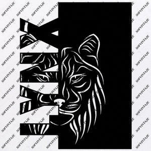 Lynx - Lynx Face Svg File - Lynx Original Svg Design - Animals Svg - Clip art - Lynx Vector Graphics- Svg For Cricut - Svg For Silhouette - SVG - EPS - DXF - PDF - PNG - JPG - AI