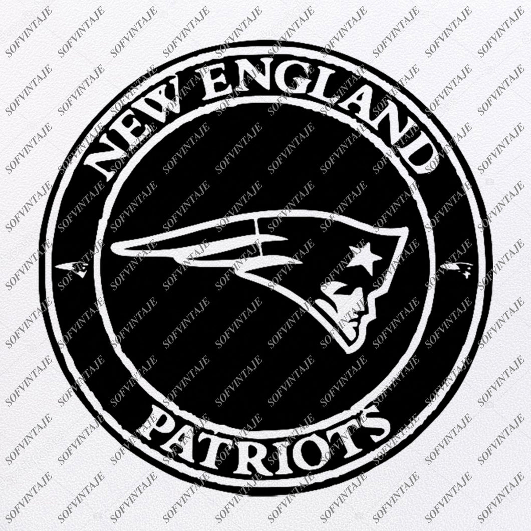 Patriots Football Svg - Football Svg - Patriot Svg - Football Clip art - Football Team Mascot - Svg For Cricut - For Silhouette - SVG-EPS-PDF-DXF-PNG-JPG-AI
