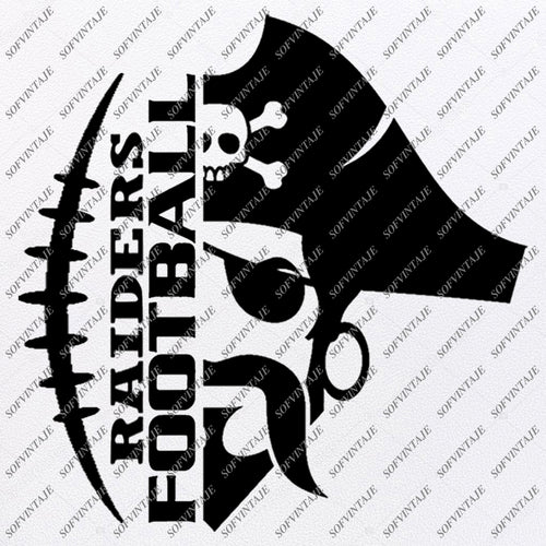 Products Tagged Raiders Football Svg Sofvintaje