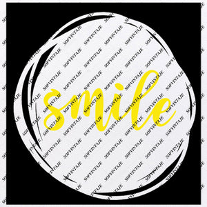 Smile  Svg File-Smile Svg Design-Smile Clipart-smile Svg File-Smile Png-Vector Graphics - Svg For Cricut-For Silhouette - SVG - EPS - PDF - DXF - PNG - AI - JPG