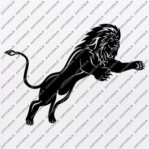 Lion Svg File-Lion King Original Svg Design-Animals Svg-Clip art-Lion Vector Graphics-Svg For Cricut-Svg For Silhouette-Lion-SVG-Lion EPS-Lion PDF-Lion DXF-Lion PNG-Lion JPG-Lion AI