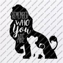 Load image into Gallery viewer, Lion Svg File-Lion Svg Design-Clipart-Animals Svg File-Аnimal Кing Png-Vector Graphics-Svg For Cricut-For Silhouette-DXF-EPS