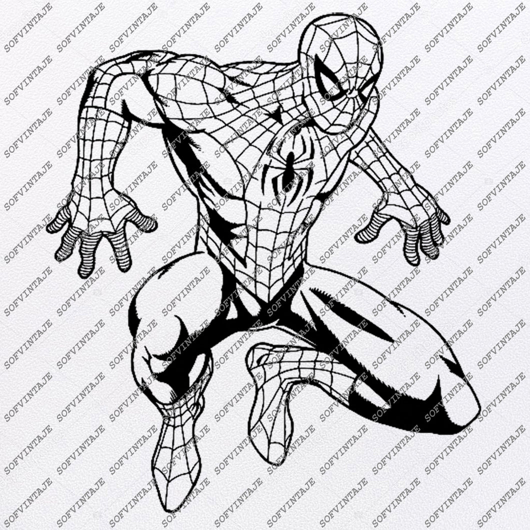 Spiderman Svg File-Spiderman Original Svg DesignTattoo Svg-Spiderman Clip art-Bear Vector Graphics-Svg For Spiderman Svg File-Spiderman Original Svg DesignTattoo Svg-Spiderman Clip art-Spiderman Vector Graphics-Svg For Cricut-Svg For Silhouette - SVG - EPS - PDF - DXF - PNG - JPG - AICricut-Svg For Silhouette-DXF-EPS