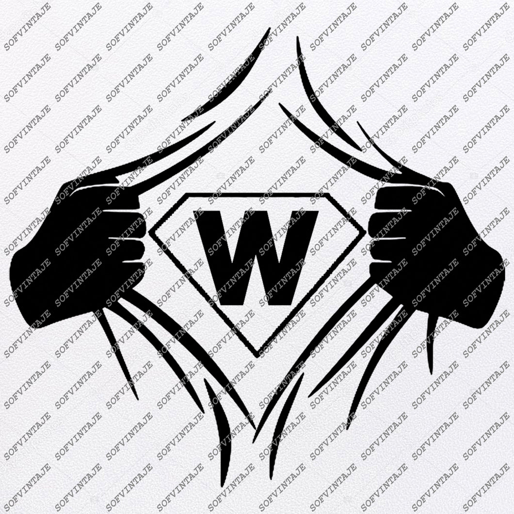 SuperWoman Svg File-SuperWoman Original Svg DesignTattoo Svg-SuperWoman Clip art-SuperWoman Vector Graphics-Svg For Cricut-Svg For Silhouette - SVG - EPS - PDF - DXF - PNG - JPG - AI