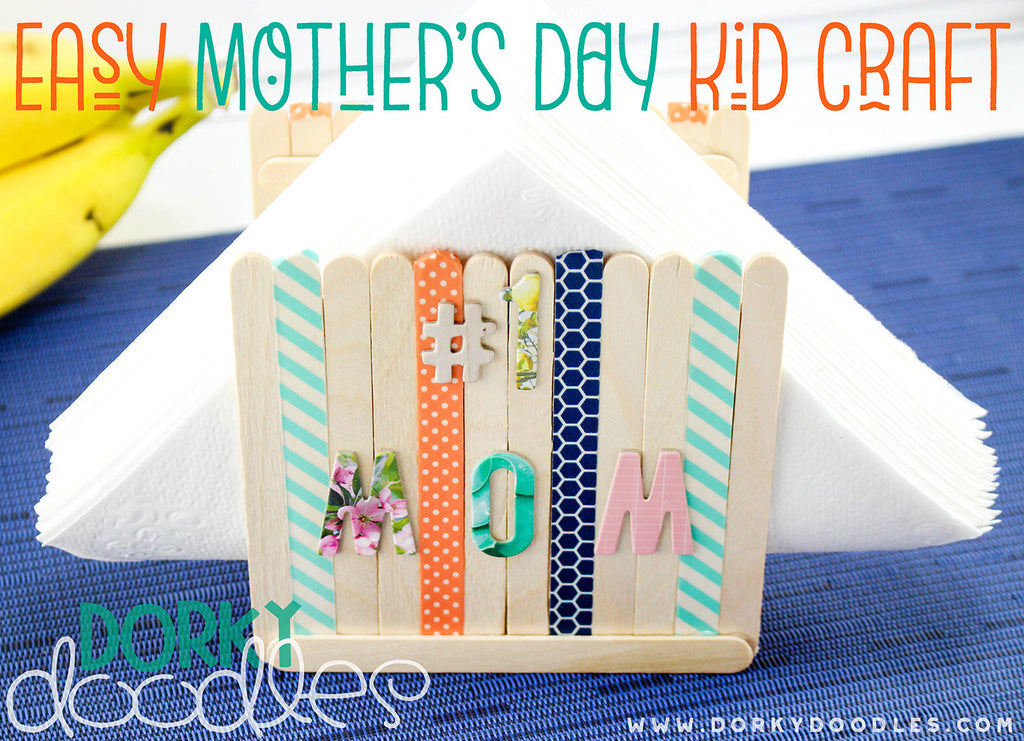Easy Mother's Day Craft for Kids