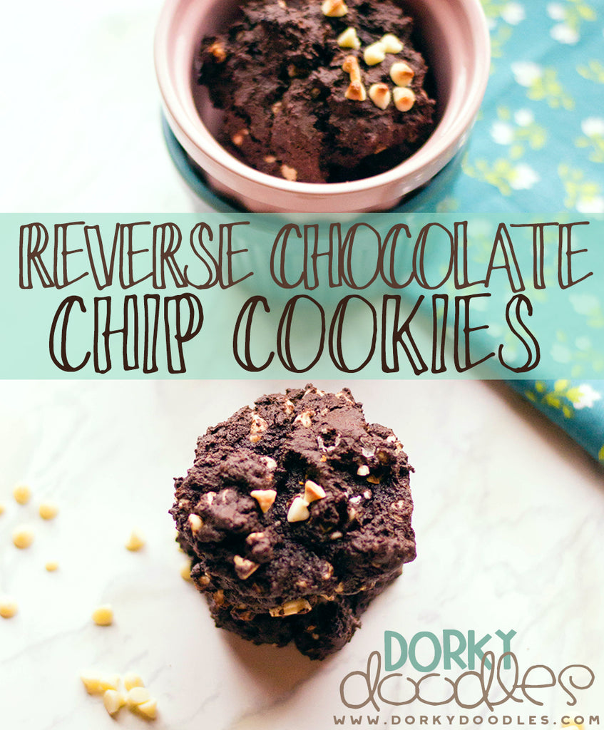Reverse Chocolate Chip Cookies Recipe