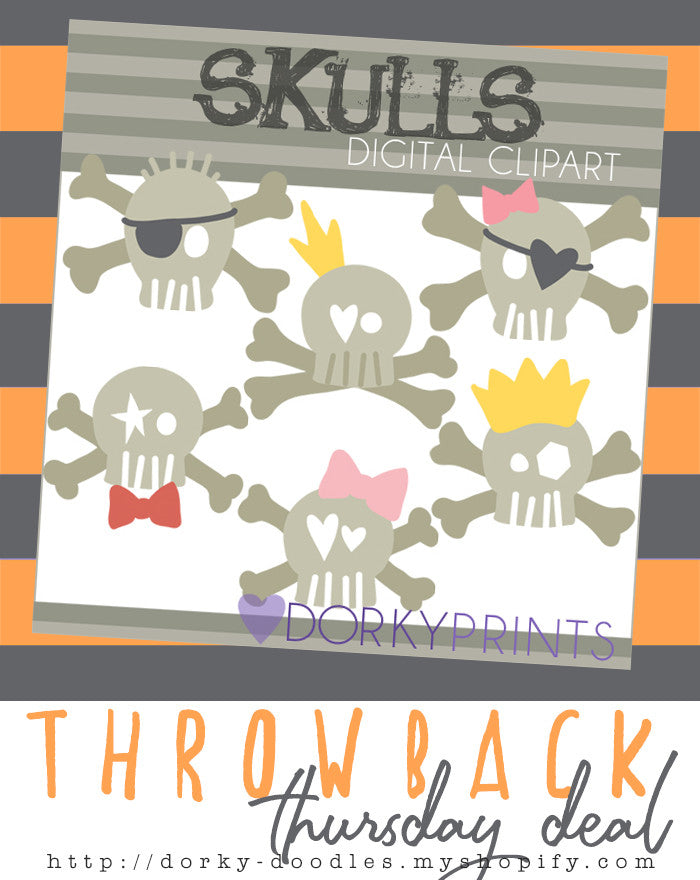 Throwback Thursday Deal: Skulls