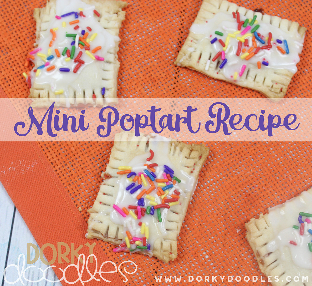 mini poptart recipe