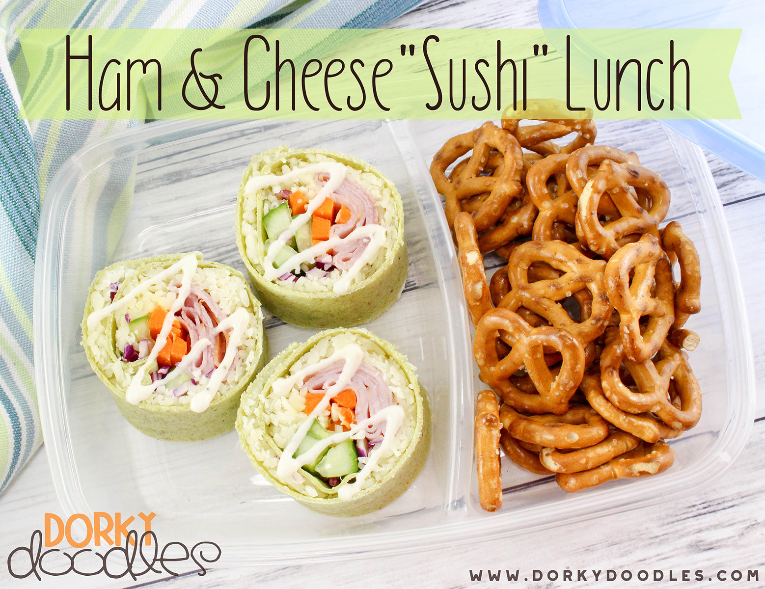 fun school lunch idea