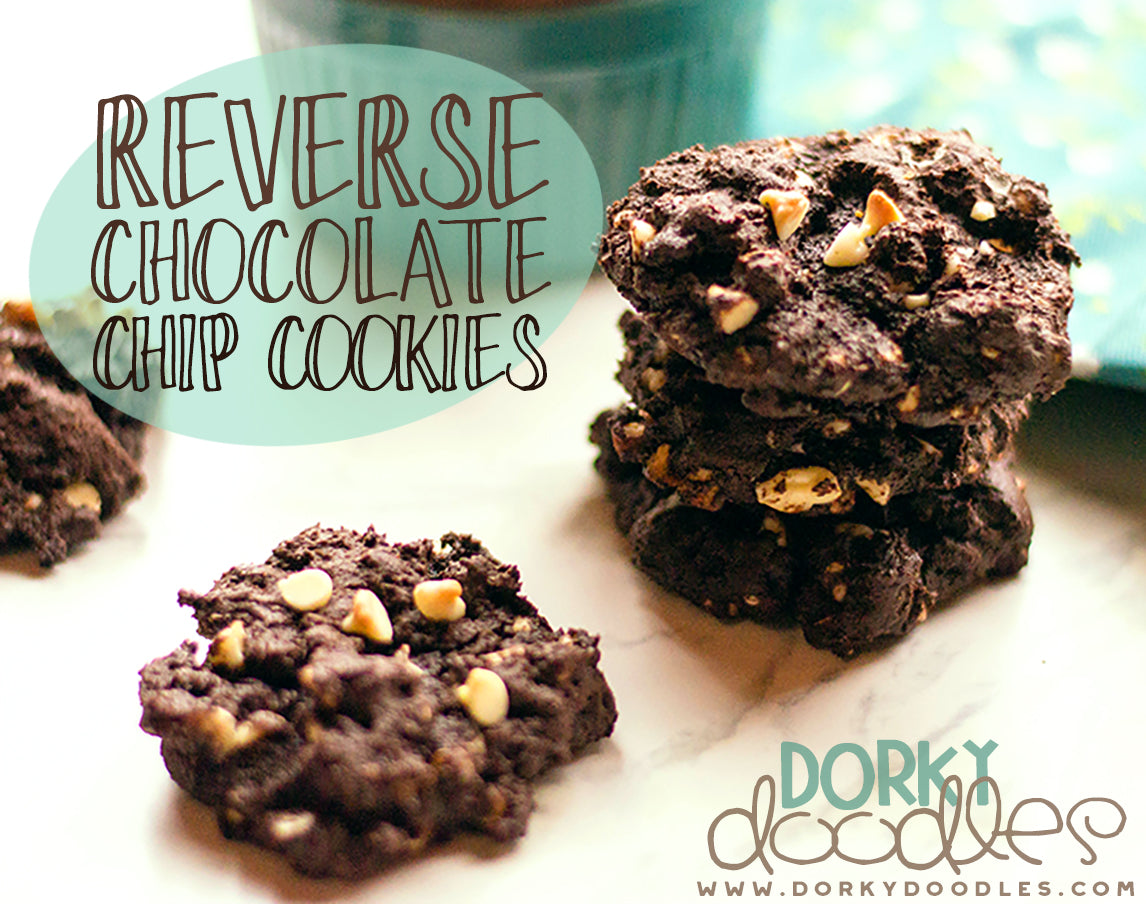 reverse chocolate chip cookies recipes