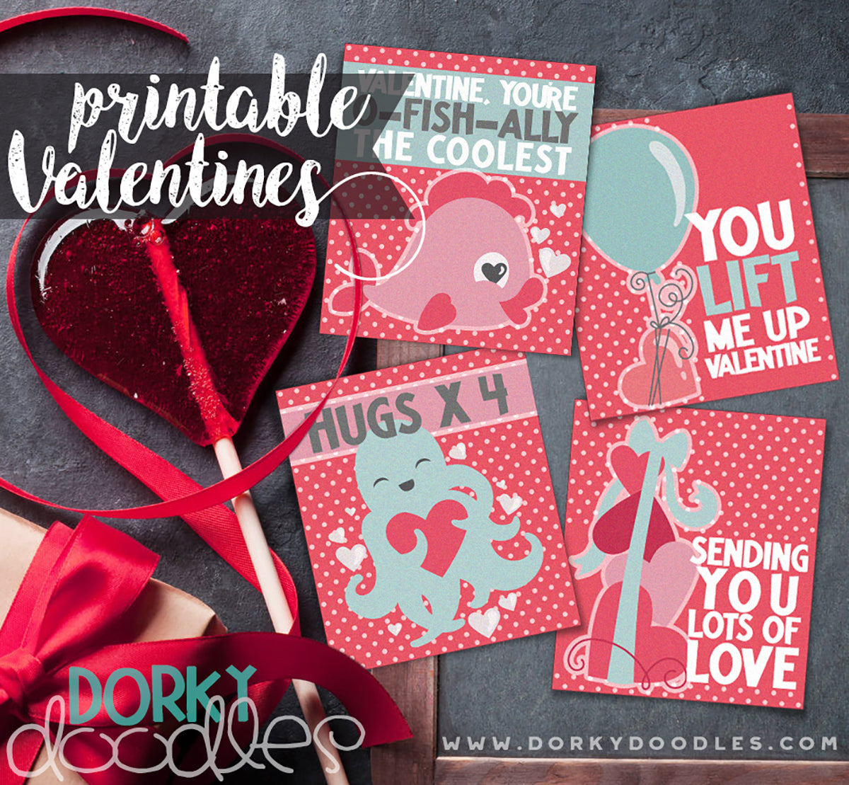 cute printable valentines for kids