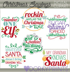 Arrow Quotes Christmas Clipart