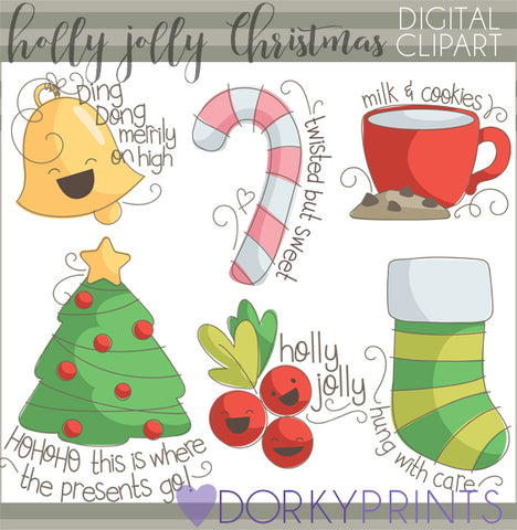 picture regarding Free Printable Christmas Clip Art known as No cost Printable Xmas Tags Dorky Doodles