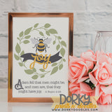 Honey Bee Animals Clipart