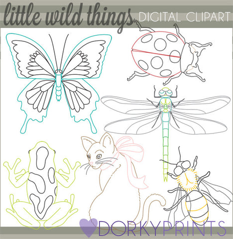Insect Animals Clipart