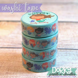 Cute Mermaids Washi Tape