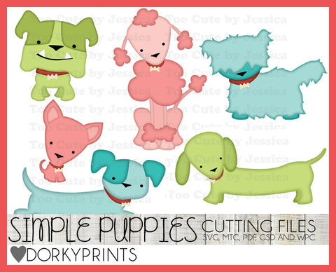 Puppy Cuttable Files